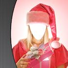 Рождественская фотокамера icon