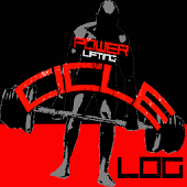 Powerlifting Cycle Log