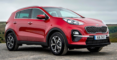 Sportage - still a best-seller