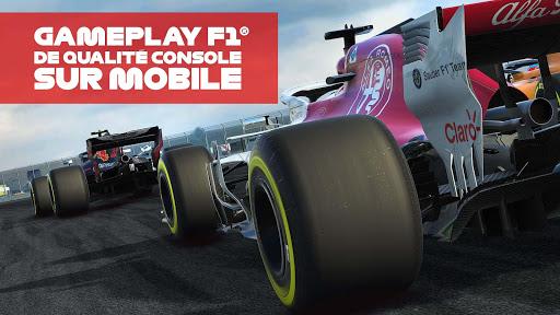 F1 Mobile Racing  captures d'écran 1