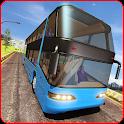 Offroad Megabus: Euroline Luxury Bus Driving game icon