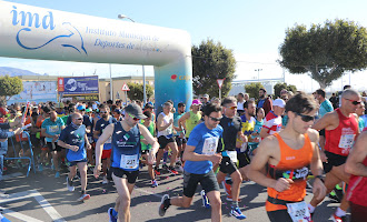 En imágenes: El Ejido celebra la Media Maratón 'Ciudad de las Hortalizas'