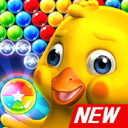 Bubble Wings: Pop Shooter Games