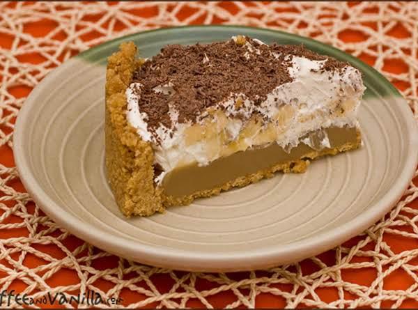 Banoffi Pie Recipe
