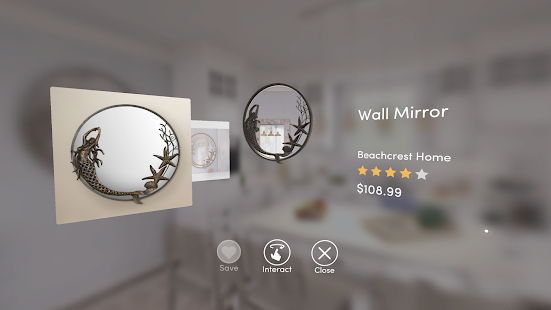 Wayfair IdeaSpace- screenshot thumbnail
