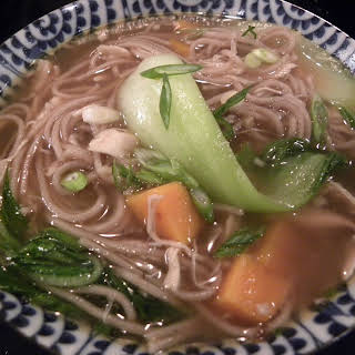 Asian Soup With Bok Choy Recipes.