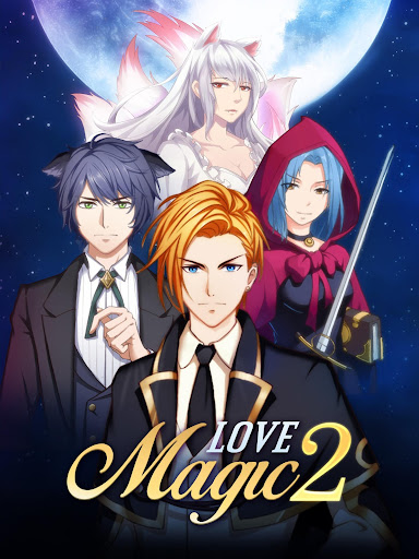 Otome Game:Love Magic Episode2  captures d'écran 1