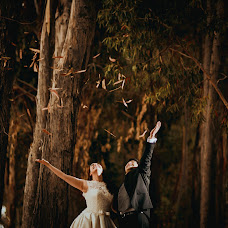 Wedding photographer Valery Garnica (focusmilebodas2). Photo of 16.01.2018
