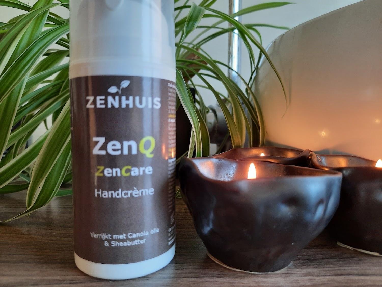 zenhuis zenq handcare handcrème