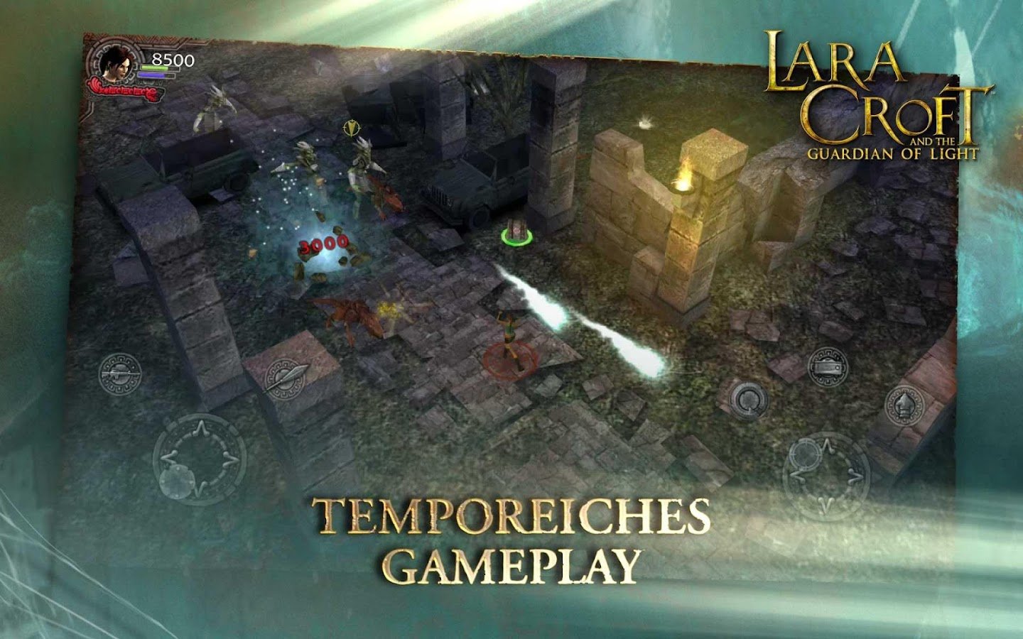 Lara Croft: Guardian of Light™ – Screenshot