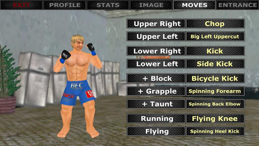 Weekend Warriors MMA 1.177 screenshots 7
