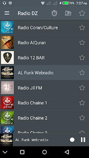 Radio DZ Algerie - náhled