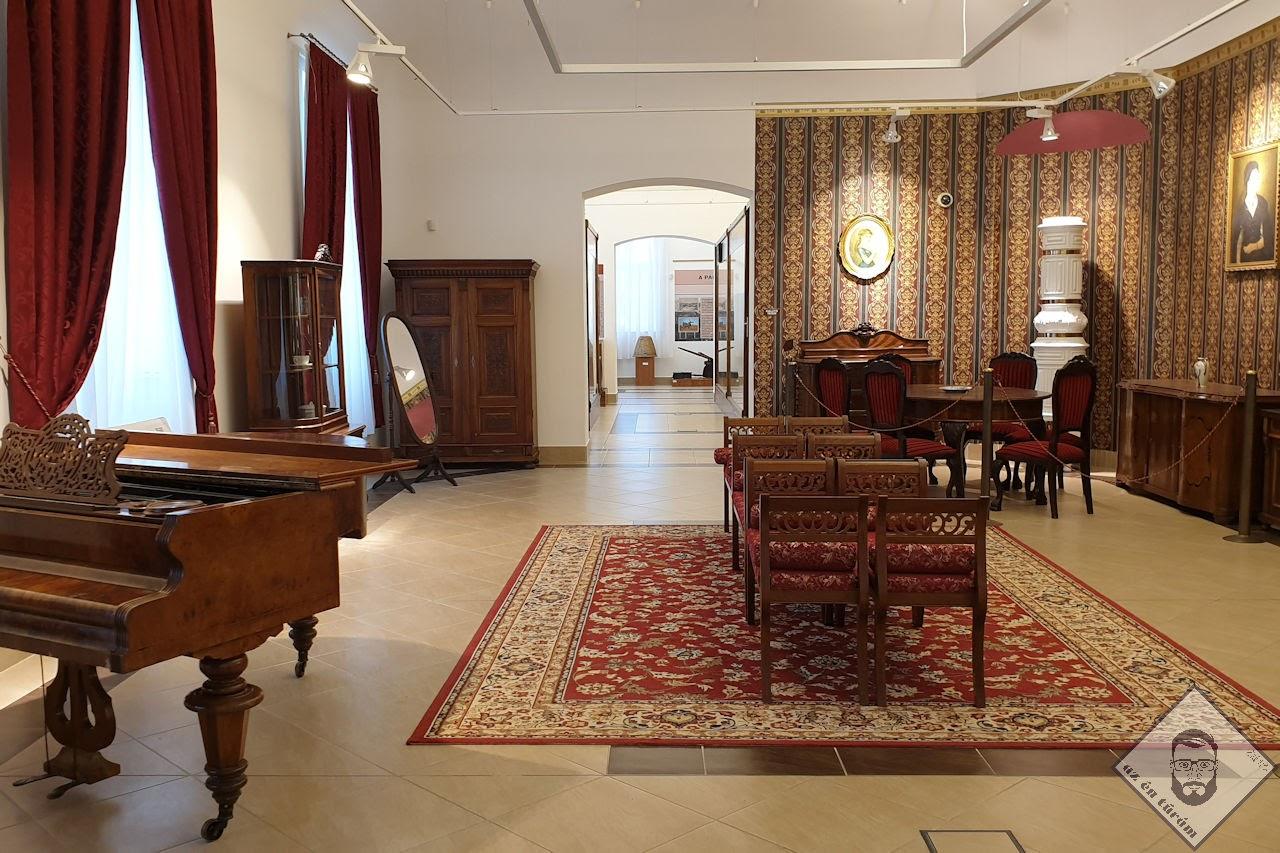 KÉP / Semsey Andor Múzeum, állandó kiállítás