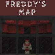 Welcome at Freddy - Map for MCPE v1.0