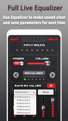 Deep Hearing : Super Ear Tool 1.0 screenshots 3