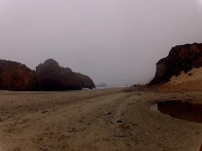 Photo: Pfeiffer beach, Big Sur