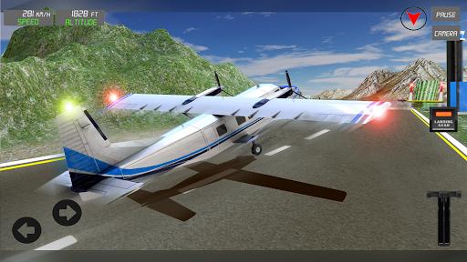 Extreme Airplane simulator 2019 Pilot Flight games 3.9 Pc-softi 12