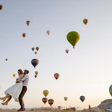 Wedding photographer Ufuk Sarışen (ufuksarisen). Photo of 05.07.2018