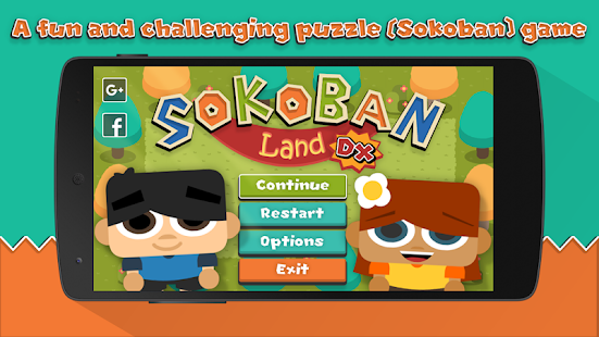 Sokoban Land DX premium Screenshot