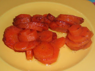 Baked Carrots Recipe