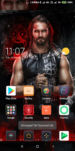 Download Seth Rollins Wallpaper On Pc Mac With Appkiwi Apk