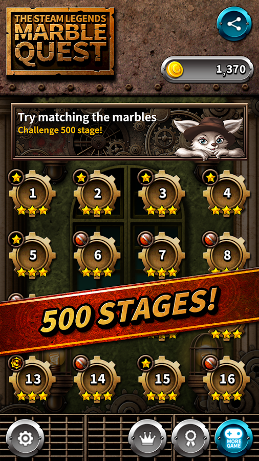 Steam Legend Marble Quest Android Apps On Google Play