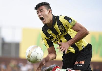 """Bensebaïni: """"Niet terug naar Lierse, misschien naar Anderlecht"""""""