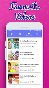 App Vadivelu Comedy Videos APK for Windows Phone