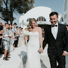 Wedding photographer Vasilis Moumkas (Vasilismoumkas). Photo of 08.12.2018
