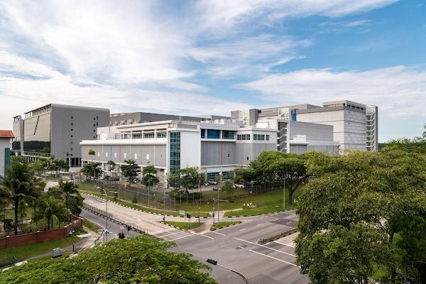 Exterior de Singapura
