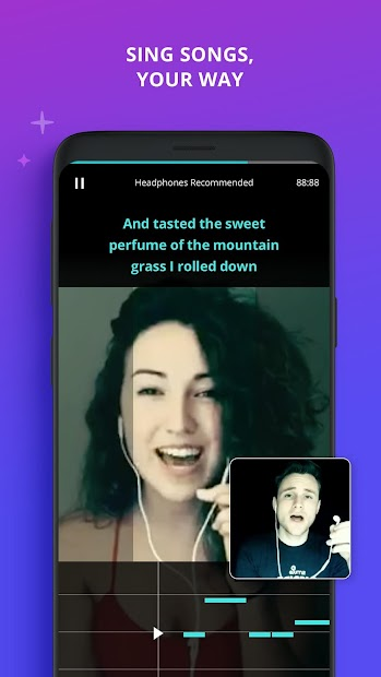Smule - The Social Singing App Android App Screenshot