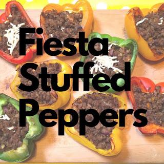 Fiesta Stuffed Peppers.
