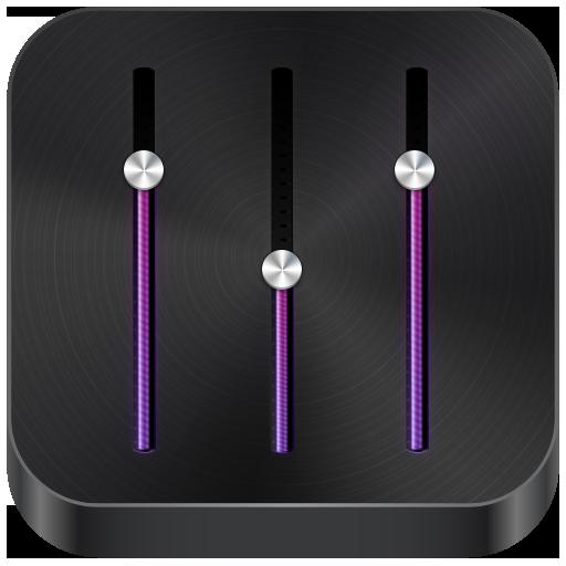イコライザー音楽プレーヤー 音樂 App LOGO-硬是要APP