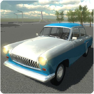 Russian Classic Car Simulator for PC and MAC