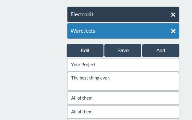 WareJects