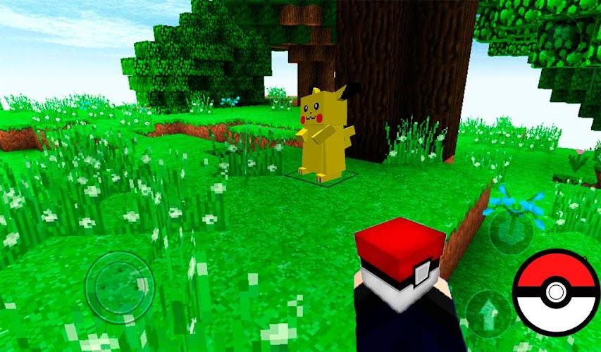 Pokemon mod for survivalcraft