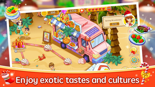 Happy Chef - Cooking Game screenshots 4