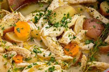 Comfort Essentials: Yummy Chicken Soup/Stew