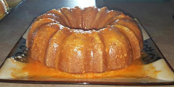 Orange Dream Bundt Cake Recipe