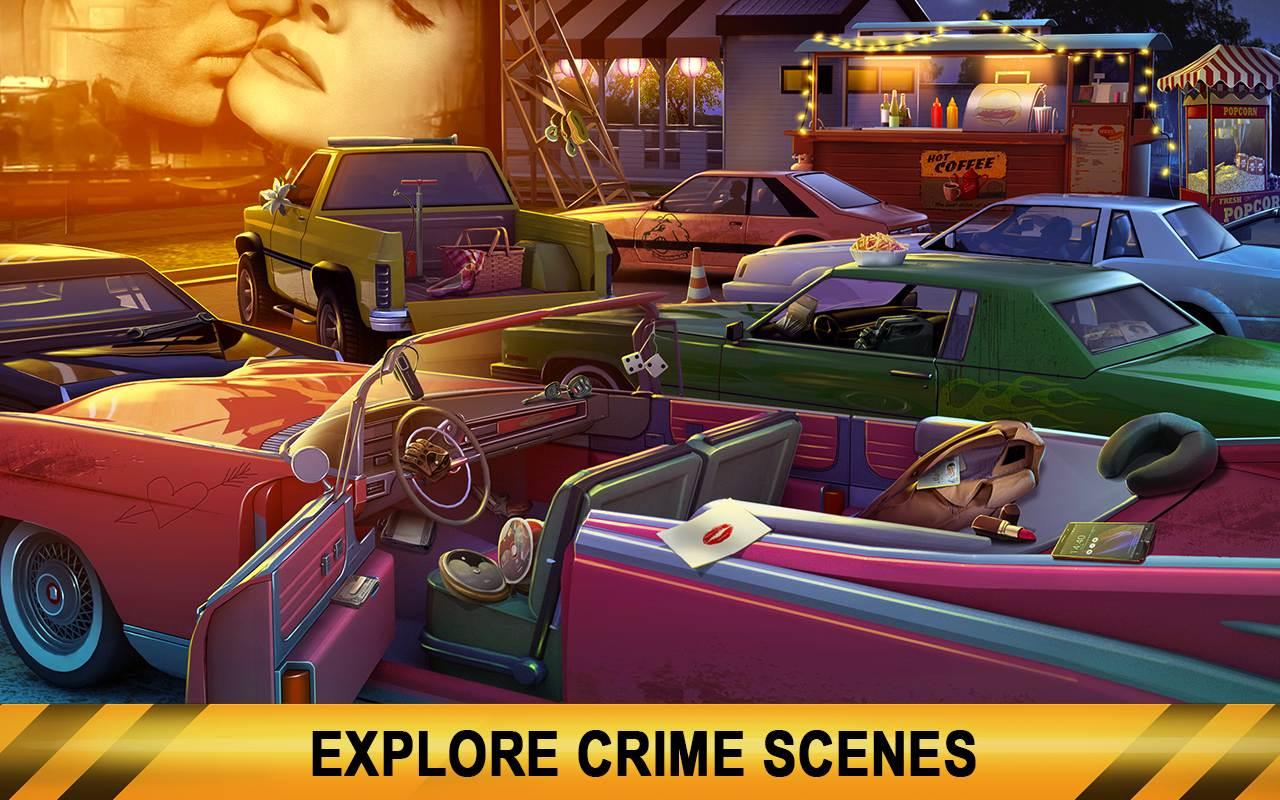 Crime City Detective Adventure- screenshot