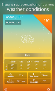 World Weather - Free Forecast screenshot 1