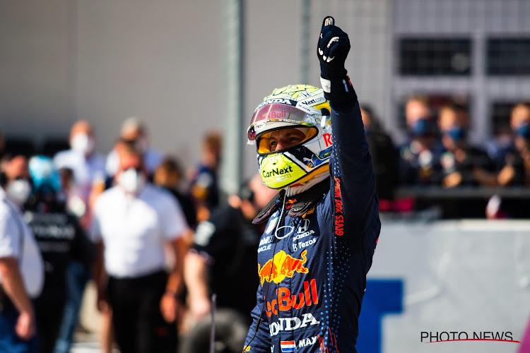 Max Verstappen pakt tweede overwinning op rij na dominante prestatie en is steviger WK-leider