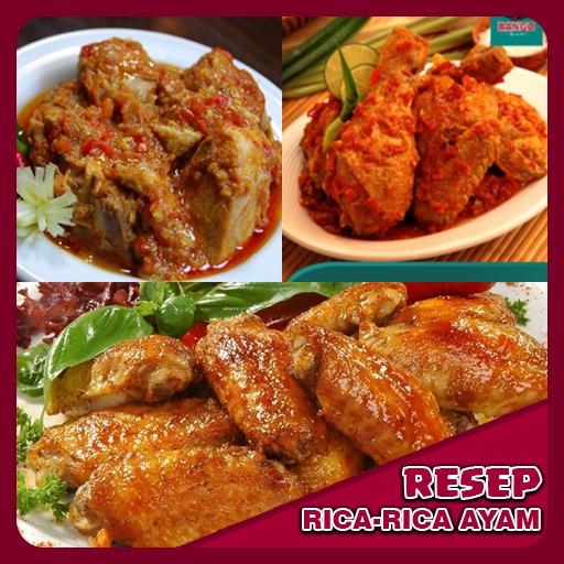 Resep Rica Rica Ayam Paling Enak