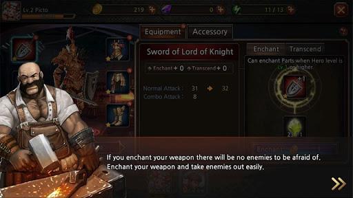 Team Guardian : legend of 23 heroes 2.2.1 screenshots 9