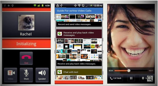 Guide For ooVoo Video Calls