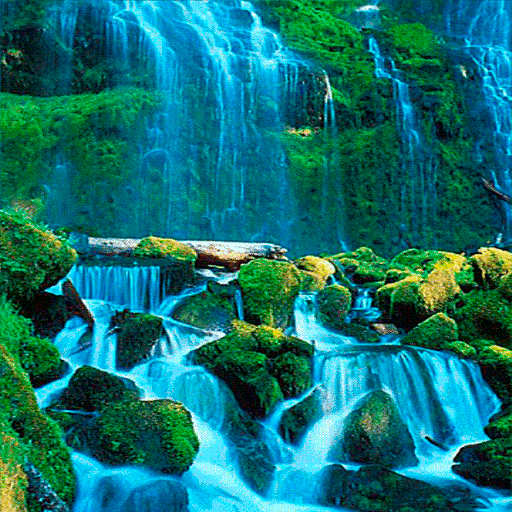 Green Mountain Waterfall LWP