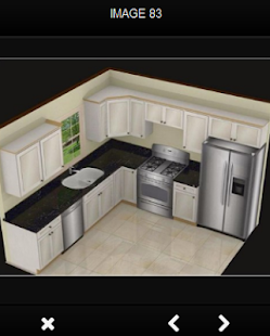 Nápady na design kuchyně - náhled