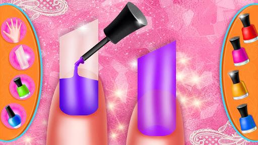 Beauty Nail Art Design: Girls Fashion Salon 1.0.5 screenshots 1