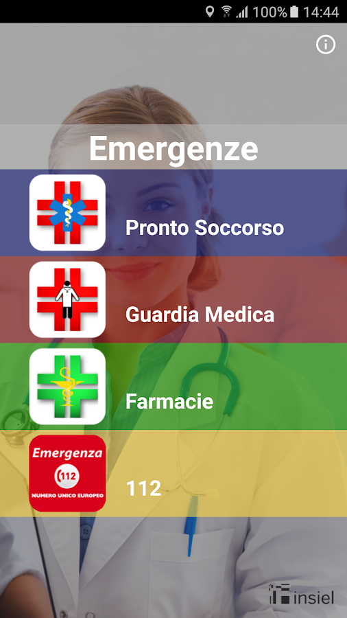 Emergencies  FVG -Beta Test- screenshot