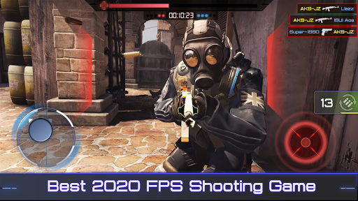 Battle Shooters: Free Shooting Games filehippodl screenshot 4